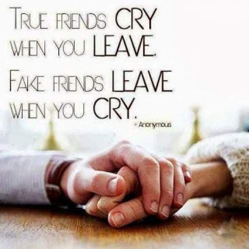 Quotes About True Friendship And Fake Friends 19