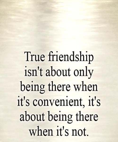 Quotes About True Friendship And Loyalty 05