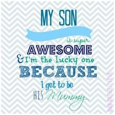 Quotes Of A Proud Mother Meme Image 10
