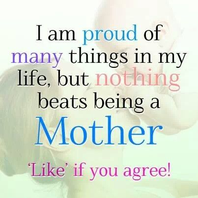 Quotes Of A Proud Mother Meme Image 17