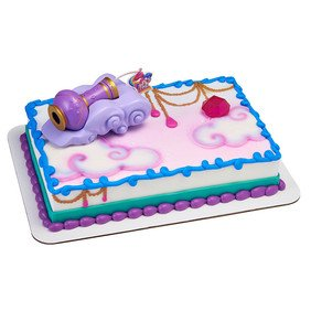 Shimmer and Shine Birthday Cake Image Photo Party 02