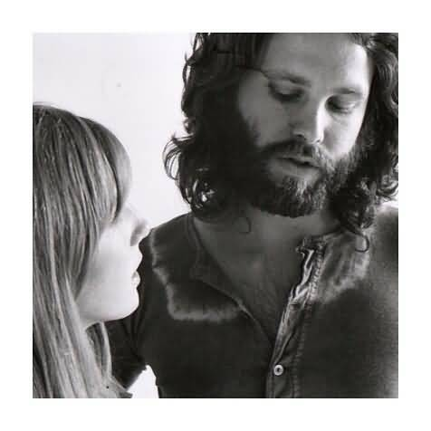 Some Rare Pictures Of Jim Morrison with Girlfriend Pamela Courson 07