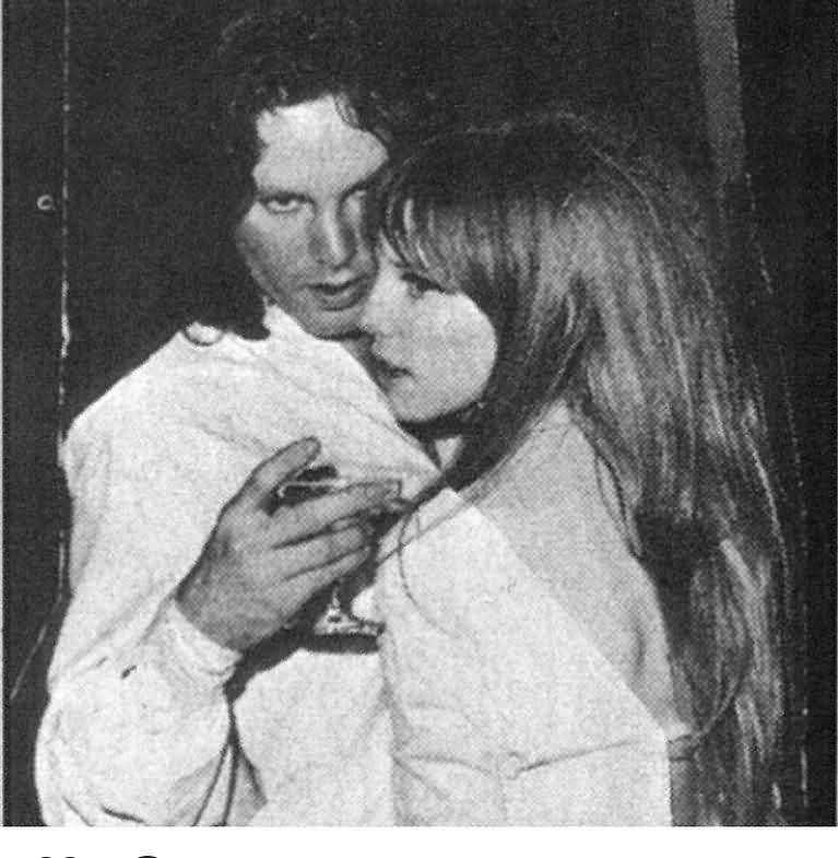Some Rare Pictures Of Jim Morrison with Girlfriend Pamela Courson 08