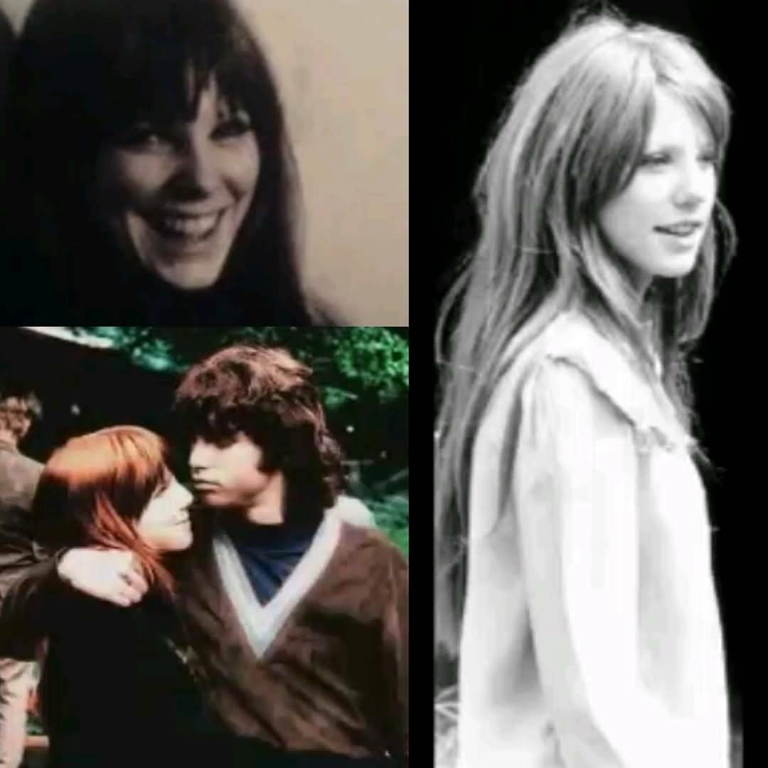 Some Rare Pictures Of Jim Morrison with Girlfriend Pamela Courson 18