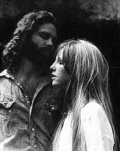 Some Rare Pictures Of Jim Morrison with Girlfriend Pamela Courson 26