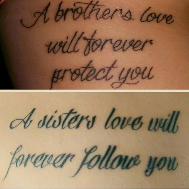 Tattoo Brother Quotes Meme Image 04