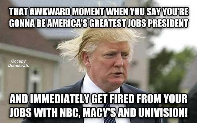 Trump Meme Funny Image Photo Joke 09