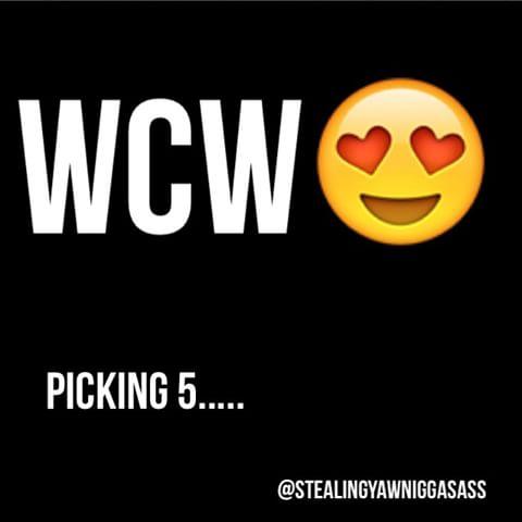 WCW Picking 5