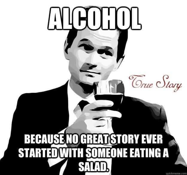 Alcohol Meme Funny Image Photo Joke 17
