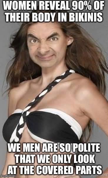 Bikini Memes Funny Image 01