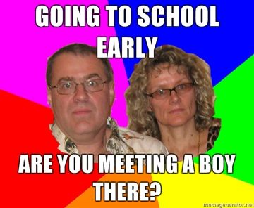 Parents Meme Funny Image Photo Joke 05