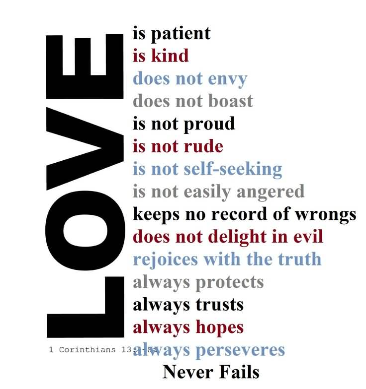 Quotes Bible Love 60 QuotesBae Interesting Quotes From The Bible About Love