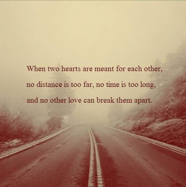 Quotes For Long Distance Love 14