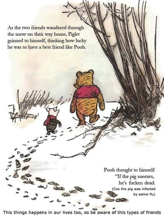 Quotes From Winnie The Pooh About Friendship 01