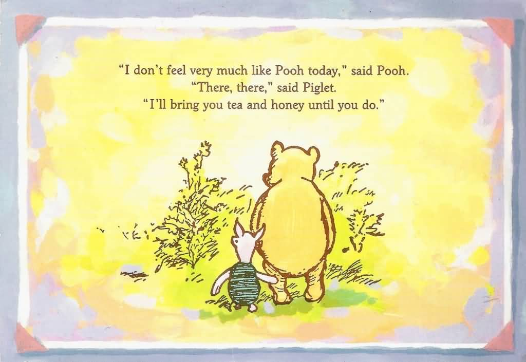 Quotes From Winnie The Pooh About Friendship 04