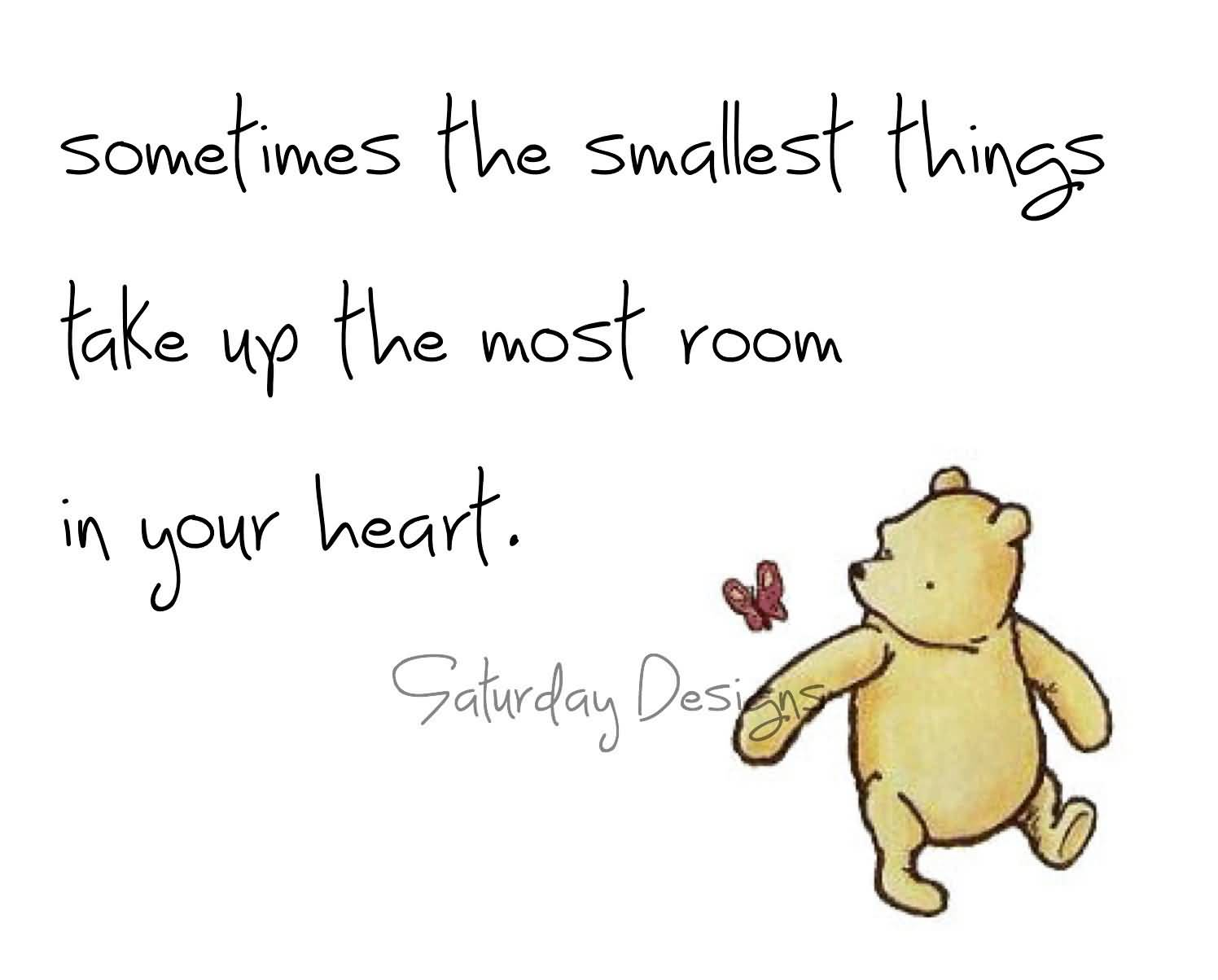 Quotes From Winnie The Pooh About Friendship 05