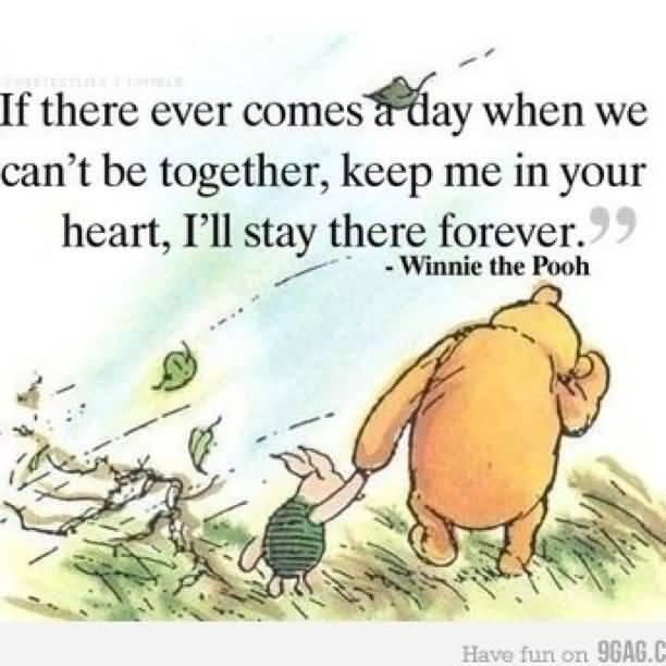 Quotes From Winnie The Pooh About Friendship 14