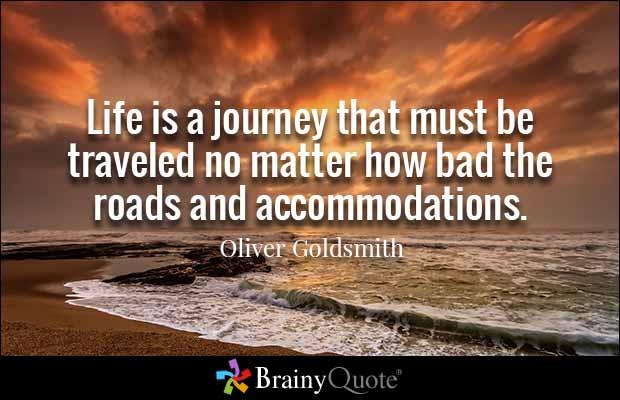 Quotes Life Journey 16