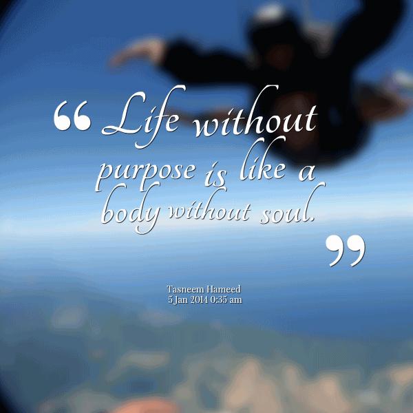 Quotes Purpose Of Life 20