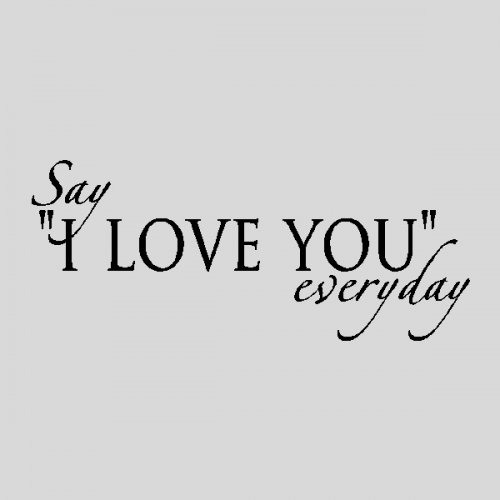 Quotes To Say I Love You 10