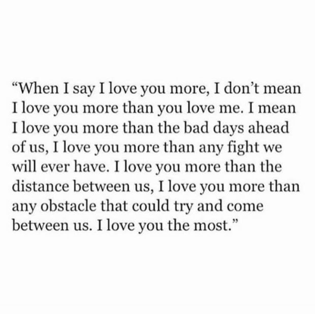 Short quotes to say i love you