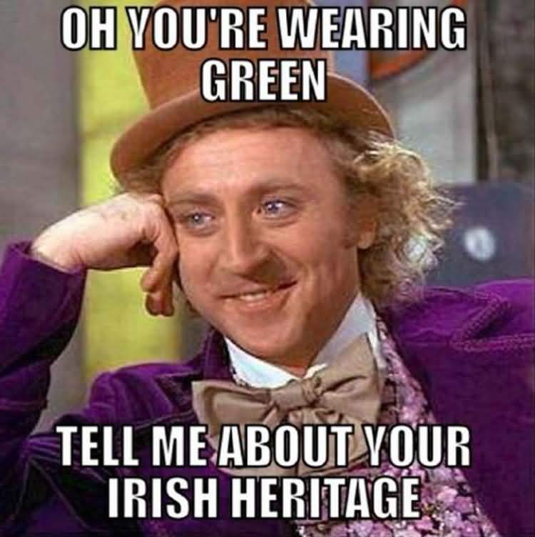 St. Patrick's Day Meme 03