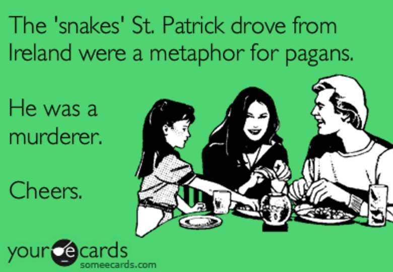St. Patrick's Day Meme 09