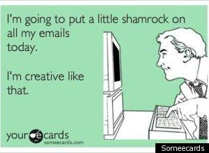 St. Patrick's Day Meme 11