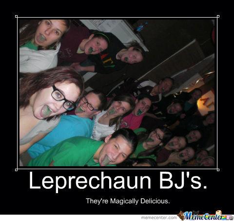 St. Patrick's Day Meme 12