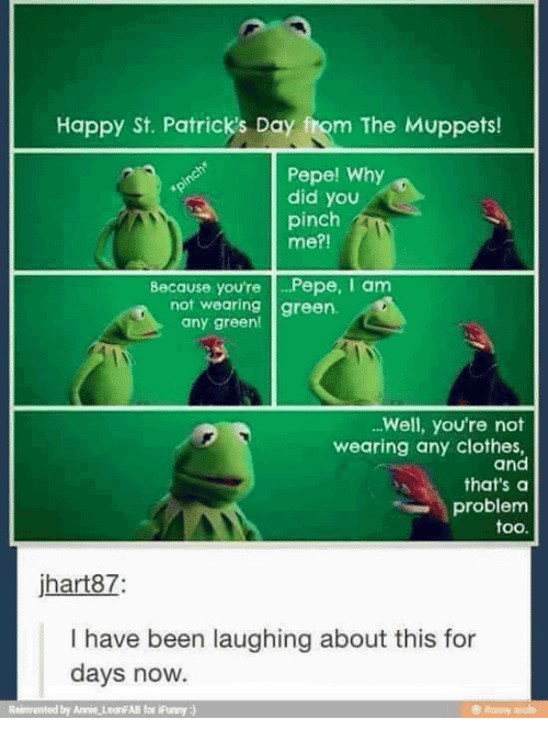 St. Patrick's Day Meme 14