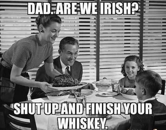 St. Patrick's Day Meme 16