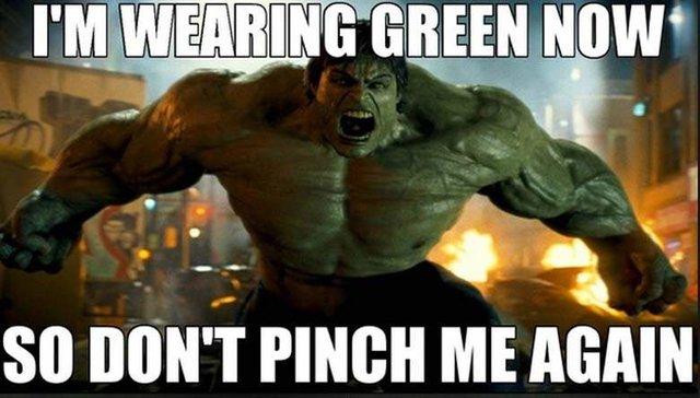 St. Patrick's Day Meme 19