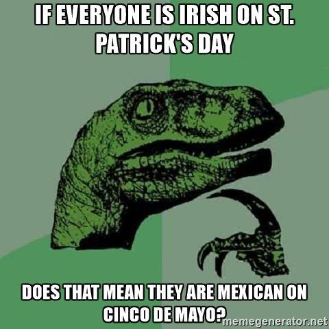 St. Patrick's Day Meme 20
