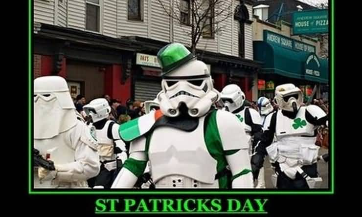 St. Patrick's Day Meme 24