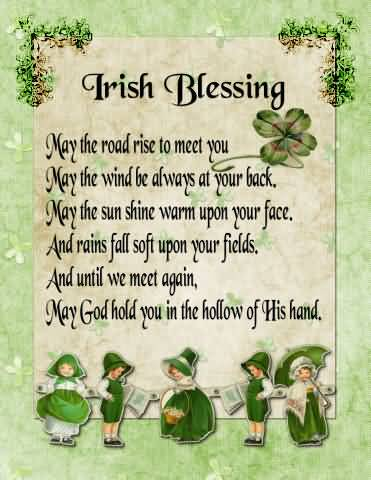 St. Patrick's Day Poems 16