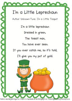 St. Patrick's Day Poems 28