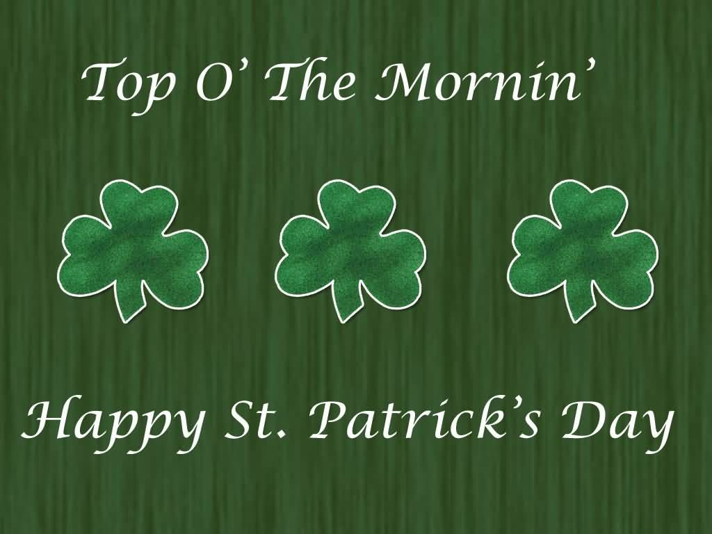 St. Patrick's Day Quotes 17