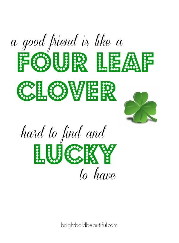 St. Patrick's Day Quotes 18