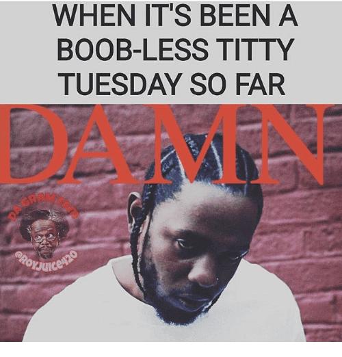 Titty Tuesday Meme Funny Image Photo Joke 14