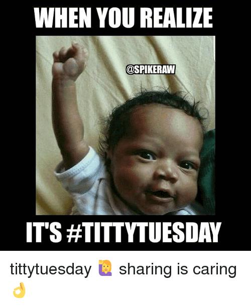 Titty Tuesday Meme Funny Image Photo Joke 16