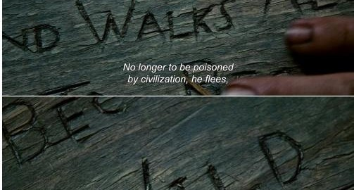 Into The Wild Quotes 60 QuotesBae Awesome Into The Wild Quotes