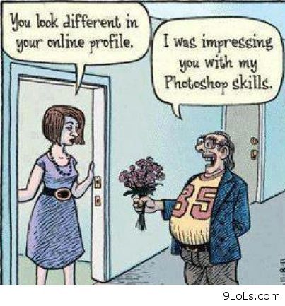 Funny Online Dating Quotes Image 20