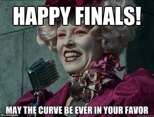 Happy Finals! May Funny Quotes About Finals Week
