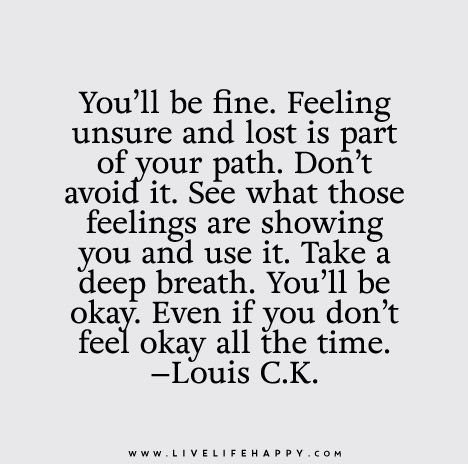 Lost Feelings Quotes Picture 11