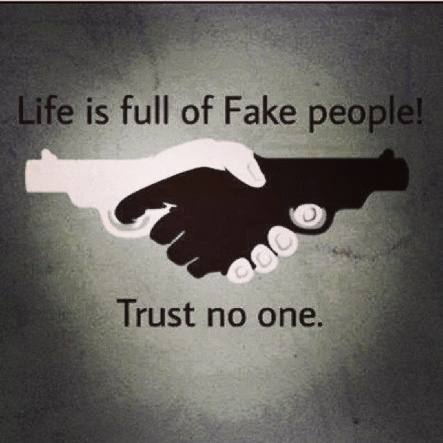 Love Them All But Trust No One Quotes Image 18