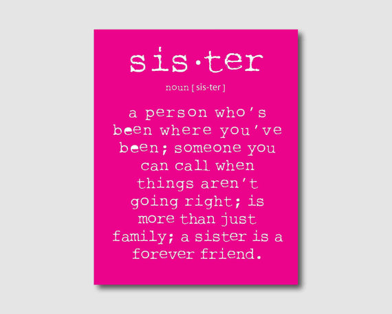 Quotes About Little Sisters And Big Sisters Image 01