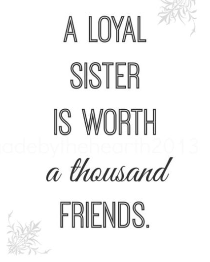 Quotes About Little Sisters And Big Sisters Image 03