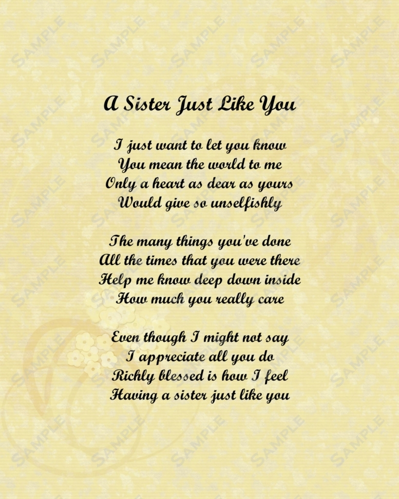 Quotes About Little Sisters And Big Sisters Image 11