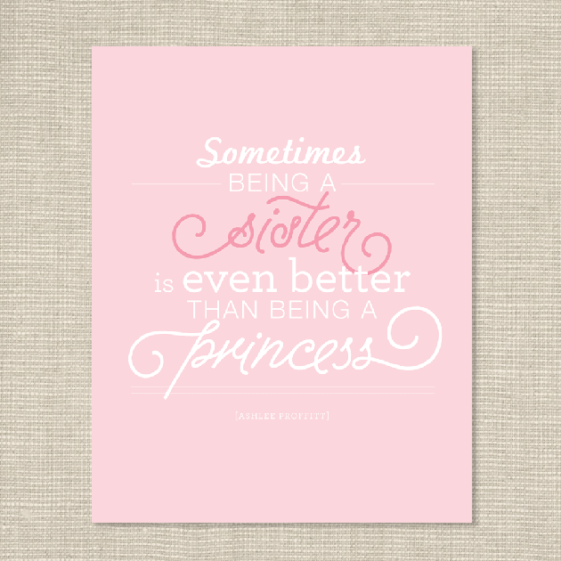 Quotes About Little Sisters And Big Sisters Image 17