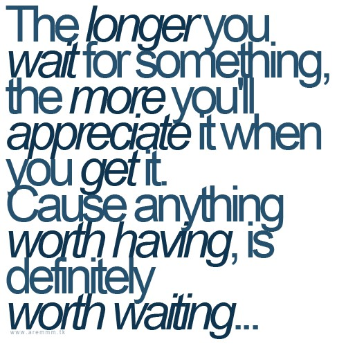Waiting For My King Quotes 07